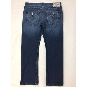 True Religion Men's Jeans - Straight